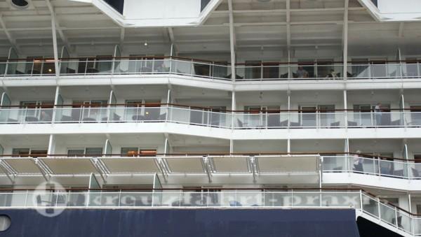 Celebrity Summit - Balkone