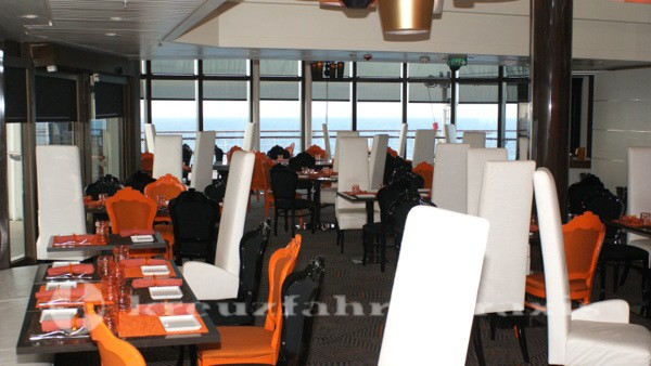 Celebrity Summit - Rendez Vous Lounge