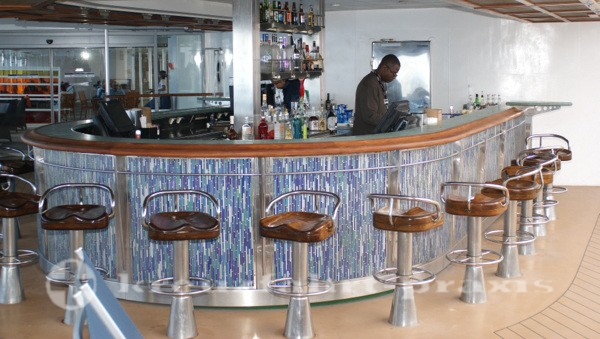 Celebrity Summit - Pool Bar