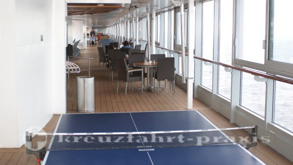 Celebrity Summit - Tischtennisplatte