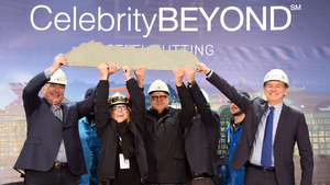Celebrity Cruises bauen drittes Schiff der Edge-Klasse