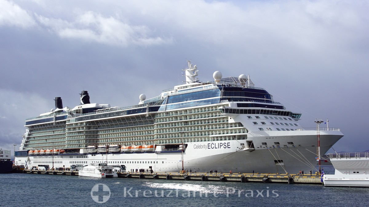 Celebrity Eclipse Ushuaia/Feuerland