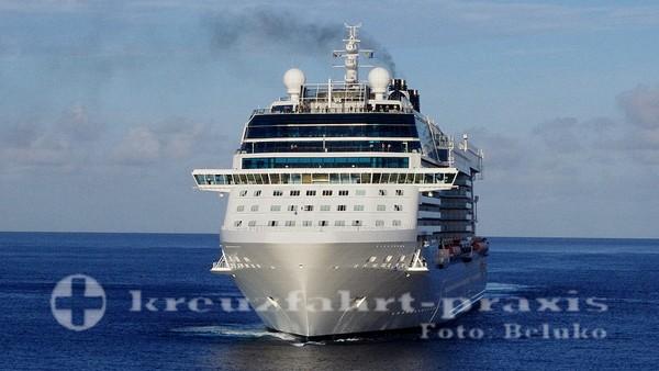 Celebrity Eclipse vor Grenada