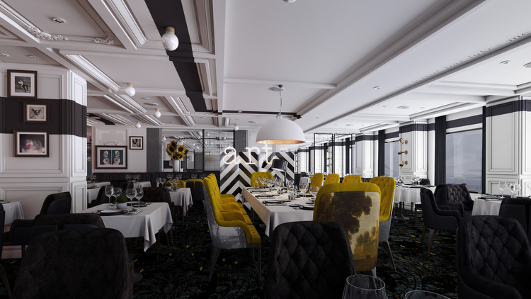 Celebrity Edge - Tuscan Restaurant