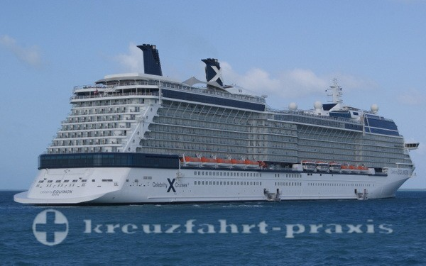 Celebrity Equinox vor Belize