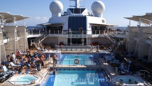 Celebrity Equinox - pool deck