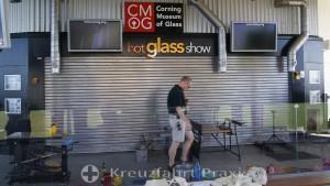 Celebrity Equinox - Hot Glass Show
