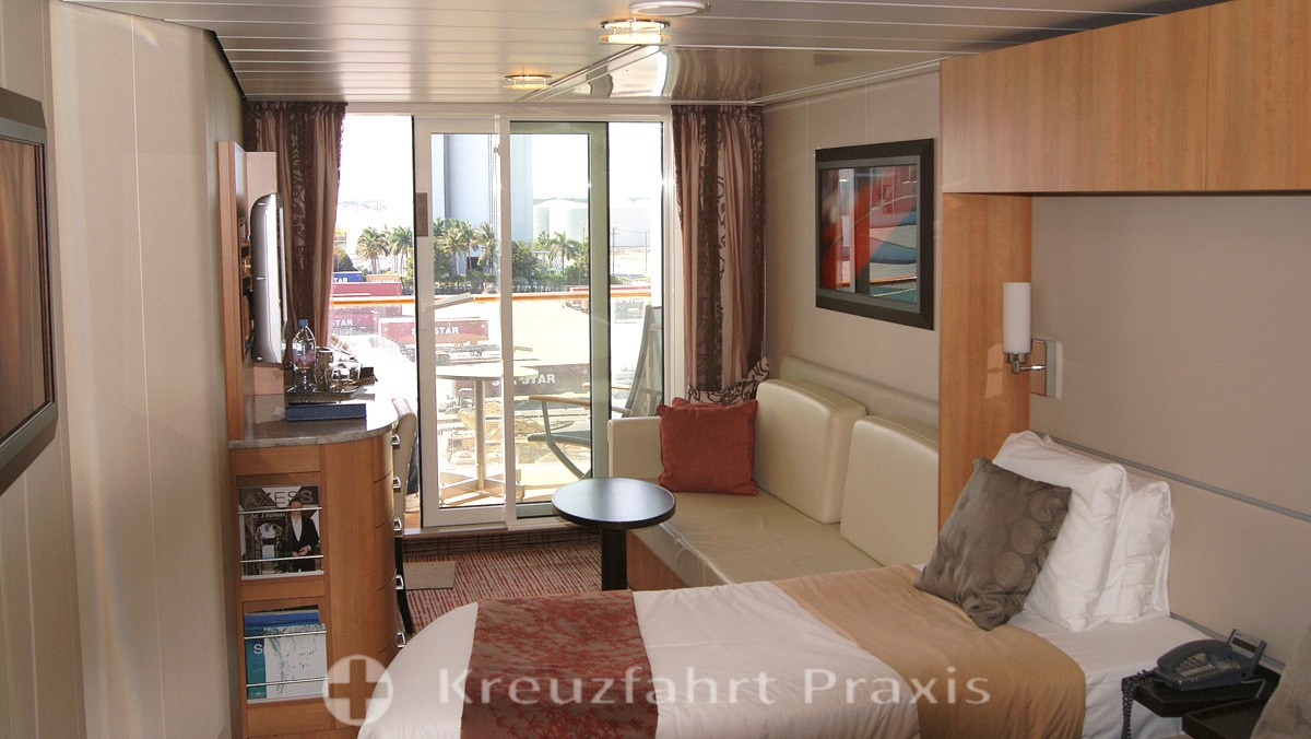 Celebrity Equinox - balcony cabin 8262
