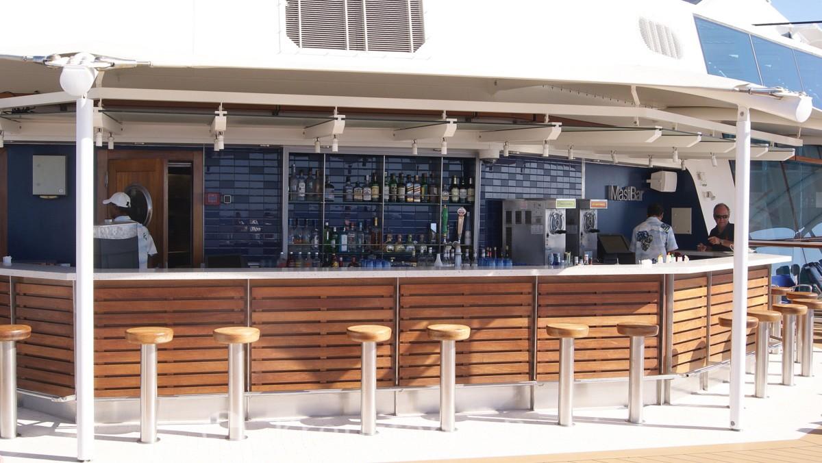 Celebrity Equinox - Mast Bar