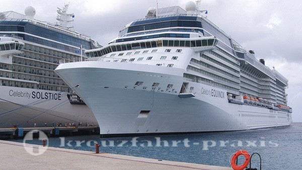 Celebrity Equinox - Karibik