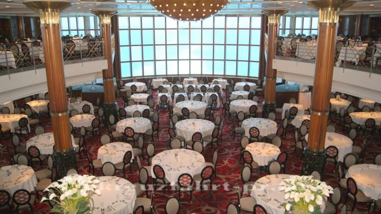 Celebrity Millennium - Metropolitan Restaurant