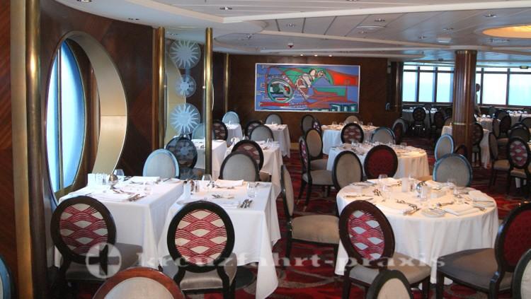 Celebrity Millennium - Metropolitan Restaurant Select Dining