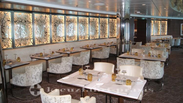 Celebrity Millennium - Luminae Restaurant