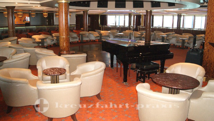 Celebrity Millennium - Rendezvous Lounge