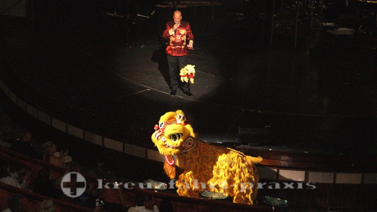 Celebrity Millennium - Celebration on the occasion of the Chinese New Year