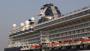 Celebrity Millennium - From Hong Kong to Singapore