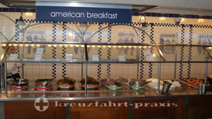 Oceanview Buffet Restaurant - American Breakfast