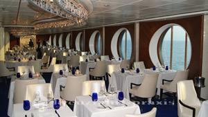 Celebrity Millennium - Blu Restaurant