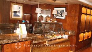 Café al Bacio - Eistheke