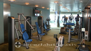 Celebrity Millennium Gym