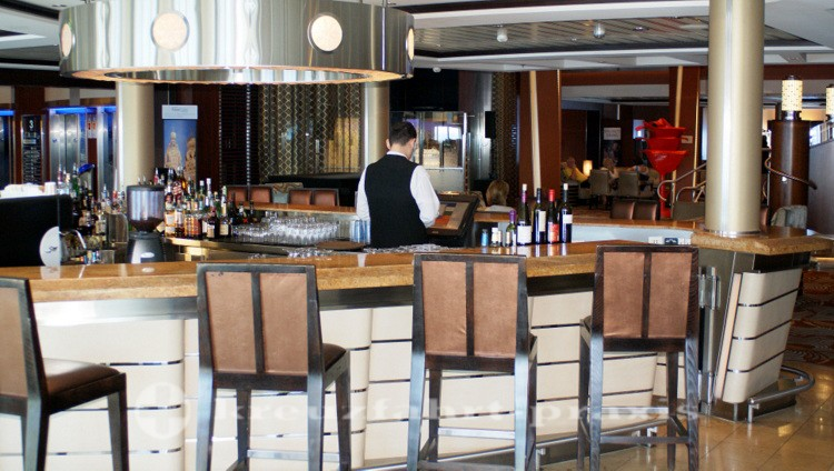 Celebrity Reflection - Passport Bar