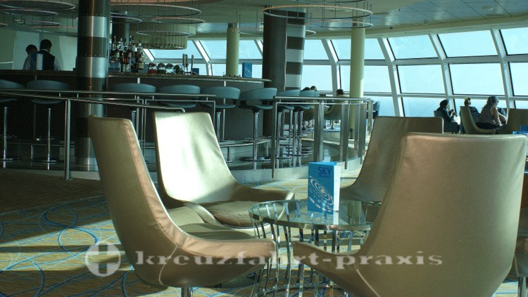 Celebrity Reflection - Sky Observation Lounge