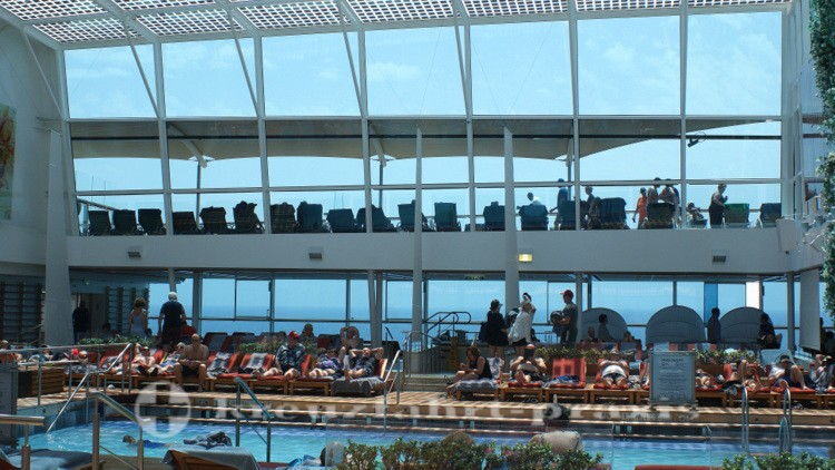 Celebrity Reflection - Solarium