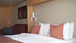 Balcony cabin 8178 - bed