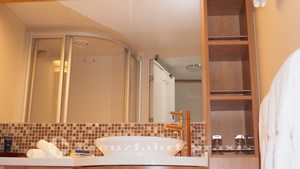 Balcony cabin 8178 - bathroom