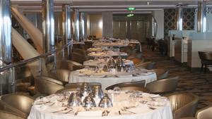 Opus Dining Room - lower level