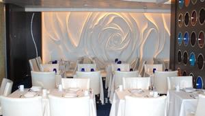 Blu Restaurant - Aqua Class