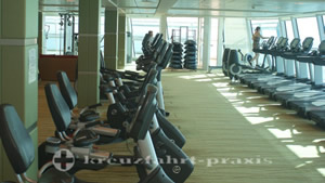 Celebrity Reflection - Fitness Center