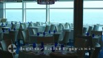 Celebrity Silhouette - Aquaclass Dining Room Blu