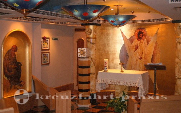 Costa Deliziosa - Katholische Kapelle