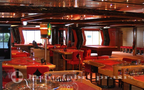 Costa Deliziosa - Gaius Casino
