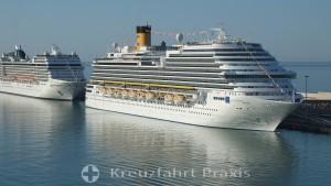 Costa certified: cruises start in September