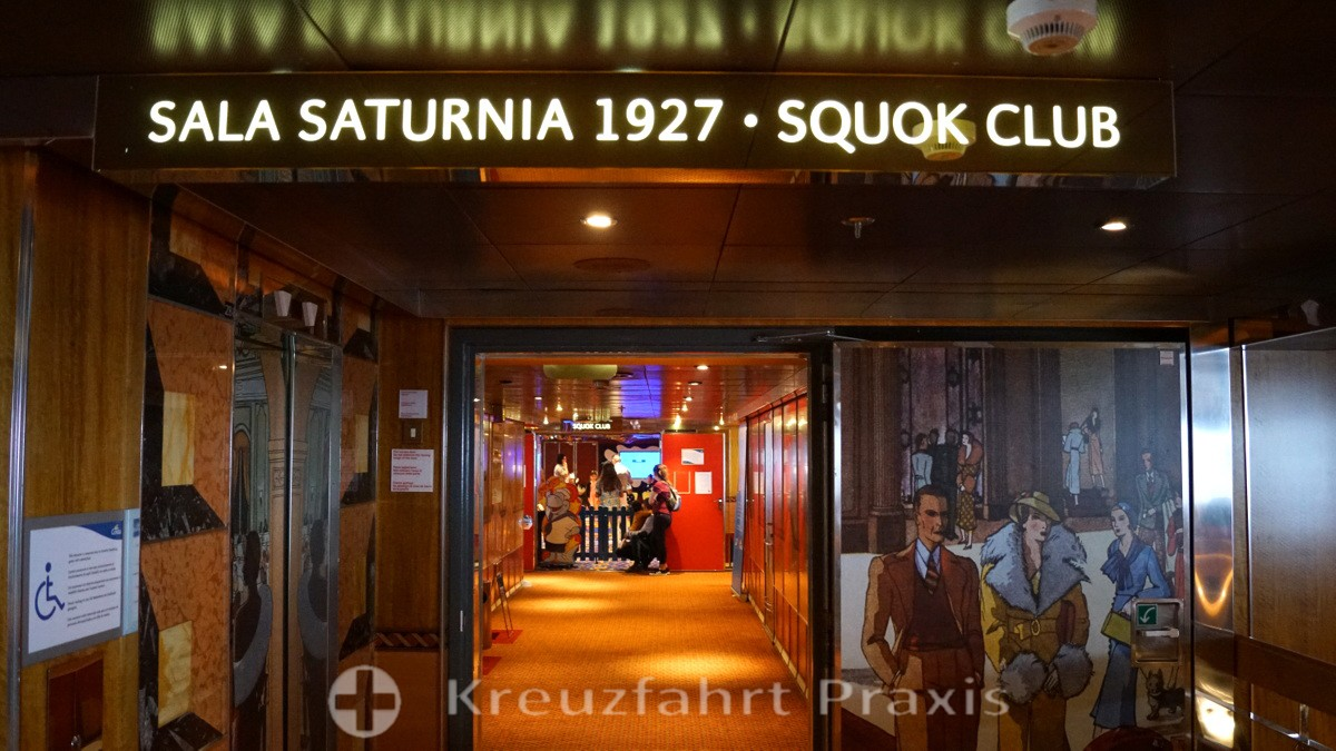 Squok Club
