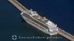 Costa Fortuna kehrt nach Europa zurück