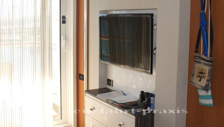 Costa neoRomantica - Balkonkabine 7093
