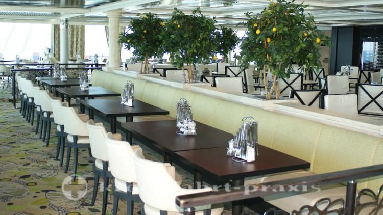 Costa neoRomantica - Buffetrestaurant Il Giardino