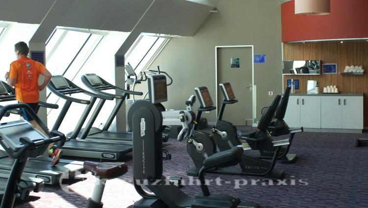 Costa neoRomantica - Gym