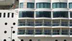 Seitliche Balkone