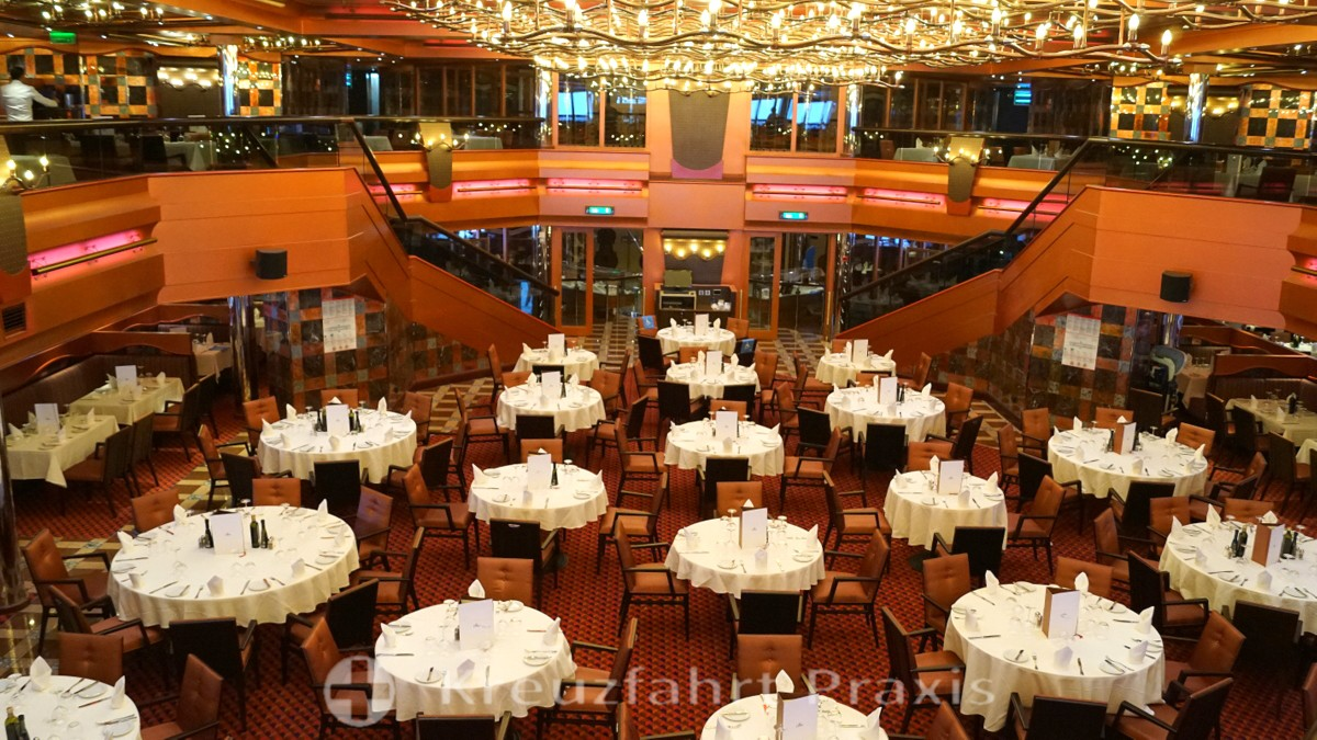 Costa Pacifica - Ristorante New York New York