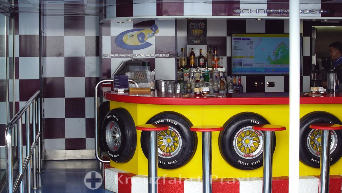 The Scuderia Costa