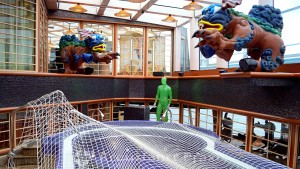Samsara Spa relaxation pool