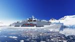 MV WERFTEN bauen weltgrößte Expeditionsyacht