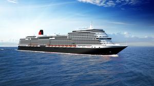 Cunard baut viertes Kreuzfahrtschiff