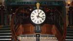 Cunard - Queen Elizabeth - Die Dent Uhr