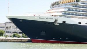 Cunards Queen Victoria startet heute zur Weltentdeckerreise