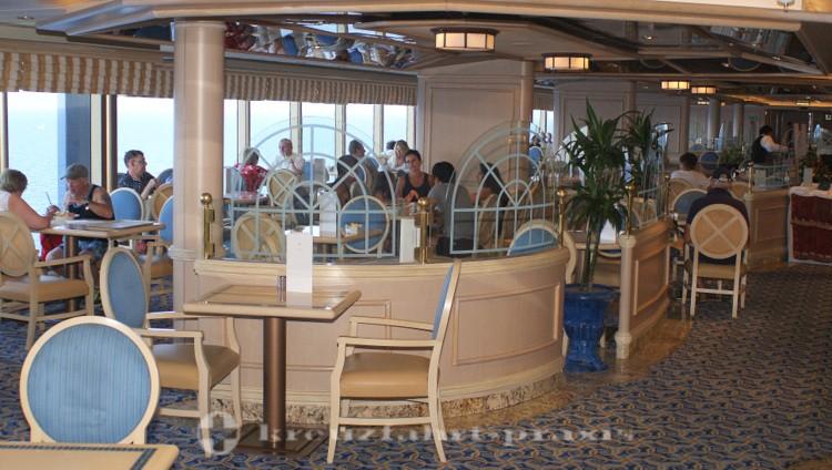 Cunard - Queen Victoria - Lido Restaurant